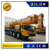 중국 드는 고도 48m를 가진 좋은 Quanlity 이동할 수 있는 트럭 기중기