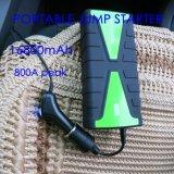 Arrancador móvil 16800mAh del salto del carro de la batería de Rechargerable para la emergencia