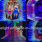 Patente nueva pared de diseño y el techo LED Panel Stage Decoración de luz