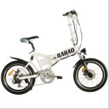 Bike восхитительной складчатости прямой связи с розничной торговлей фабрики электрический (JB-TDN06Z)