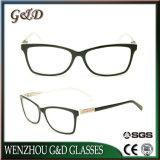 Het nieuwe Frame Cc1703 van de Glazen van het Oogglas Eyewear van de Acetaat van de Manier In het groot Optische