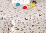 tissu estampé par 100%Linen pour le rideau en sofa
