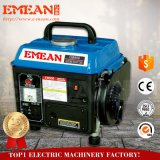 groupe électrogène de l'essence 650W avec l'usine de générateur du principal 1 de bâti de fer