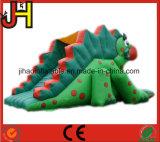 판매를 위한 매력적인 팽창식 공룡 활주