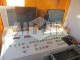 Usine de conditionnement de béton mobile entièrement automatique 35m3 / H (YHZS35)