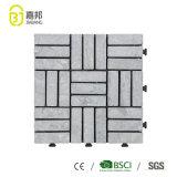 Disegno naturale a prova di fuoco dei reticoli delle mattonelle di pavimento del marmo della pietra del mosaico per la vendita calda di prezzi poco costosi delle piscine nel Giappone