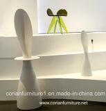 Entwerfer Corian elegante Kunst-Blumen-Standplatz