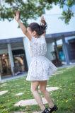 Платья 100% девушок хлопка на лето
