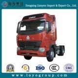 Caminhão do trator de Sinotruk HOWO-A7 371HP/420HP 6-Wheel