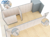 Eco Prefabricated 집을%s 친절한 합성 샌드위치 벽면