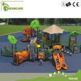 Equipamento ao ar livre do campo de jogos para o jardim de infância