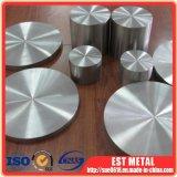 Blanco Titanium del disco 99.5% PVD Sputting