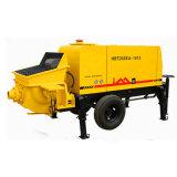 Camion portatile che riempie di malta attrezzatura di pompaggio concreta per il grande progetto di costruzione