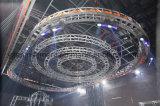 Кольцо светильника алюминиевого сплава вращая для выставки представления штанги (YZ-D700)