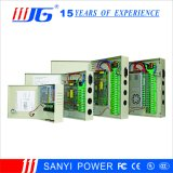 18 Kanal 12VDC CCTV-Stromversorgung mit PTC-Sicherung
