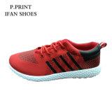 De Schoenen van de Sport van 2 Dollars met het Nieuwe Model van de Schoenen van de Injectie van pvc