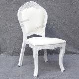 Yc-D301の敏感で、豪華な丸背の金属のレストランのためのフランスのビストロの椅子