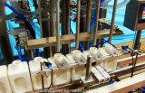 Pasta de creme do mel das Multi-Cabeças automáticas que enche a máquina tampando giratória