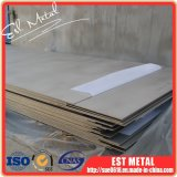 B365 Gr1 de Plaat van het Titanium ASTM voor Generator Hho