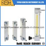 Compteur de débit minimum en verre d'air de laboratoire ou d'eau de minute