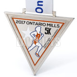 実行の昇進のカスタム金属のニューヨーク柔らかいEnemalの記念するメダル