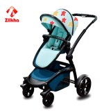 Auto-Auto van de Baby van China de Populairste met Frame en Regelmatige Zetel