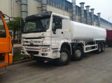Camion de réservoir d'eau de 6*4 HOWO à vendre