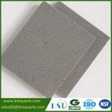 Запятнайте камень упорного инженерства серый твердый для Countertop