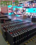P3.91 farbenreicher flexibler LED Bildschirm mit Kurven-Einsteller-Schränken 500 * 500 mm/500 * 1000 mm