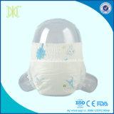 高品質の綿のおむつは使い捨て可能な赤ん坊のおむつの製造業者を着色した
