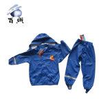 선전용 Eco-Friendly 두건이 있는 재킷