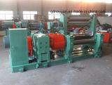 """18 """"中国の工場の堅い歯の表面が付いている特別なデザイン2台のロール0pen混合の製造所またはゴムミキサーの製造所機械"""