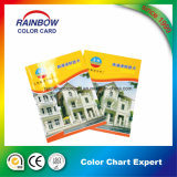 Emulison Coating Offset Printing Color Card
