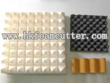 Schaufel-Form-Schaumgummi-Ausschnitt-Maschine CNC-Oscillatting