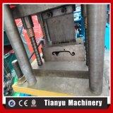 機械125を形作る鋼鉄ローラーシャッタードアのスラットの製造業ロール
