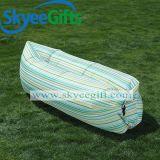 Sofá inflável da sala de estar do saco de ar para o sofá preguiçoso ao ar livre da praia do saco