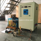 Máquina de calefacción de frecuencia media de inducción para la forja