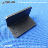 3 milímetros de espesor L protectores de borde de la esquina plásticos de la dimensión de una variable