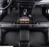 2014-2016 BMW X4를 위한 가죽 5D 차 매트