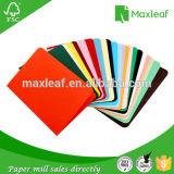 Papier de copie sur papier de photo couleur pour l'usage de bureau et d'école
