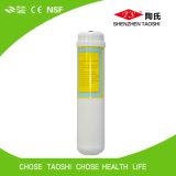 Piccola cartuccia di filtro Integrated dalla resina per il trattamento delle acque