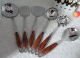 Инструменты кухни нержавеющей стали с шикарной конструкцией