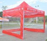 barraca de acampamento de dobramento do Sidewall de 3*3m