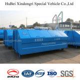 8cbm Kohlenstoffstahl-Haken-Arm-Aufzug-Typ Zeilensprung-Müllcontainer-Becken-Abfall-Behälter