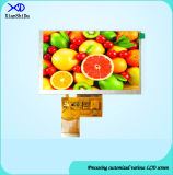 5.0インチLCDスクリーン800の(RGB) X480解像度