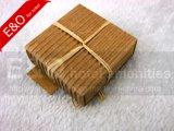 Мыло квадрата пшеницы гофрированной бумага деревенское