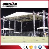 Etapa de aluminio de Mudular del concierto de interior al aire libre portable