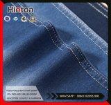 Spandex полиэфира хлопка ткани джинсовой ткани Pique внутренний