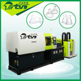 Produto automático da borracha de silicone do cuidado do bebê do sistema servo que faz a maquinaria
