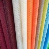 Ткань Nonwoven слоения PE пользы Coverall Waterproof&Anti-Бактериальной индустрии защитная